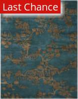 Feizy Bodhi 6033f Azure Area Rug