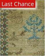 Famous Maker Treasures 44642 Camel Area Rug