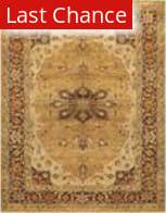 Famous Maker Juliet 44741 Gold-Brown Area Rug