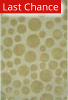 Global Accents Contempo Luna Taupe RD-15B Area Rug