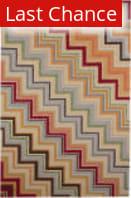 Jaipur Living Colours I-O What's Your Angle CO05 Deep Charcoal Area Rug