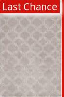Rugstudio Sample Sale 102887R Nickel & White Area Rug