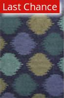 Rugstudio Sample Sale 109622R Blue Area Rug