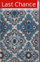 Rugstudio Sample Sale 109631R Blue Area Rug