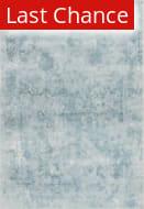 Rugstudio Sample Sale 181460R Blue - Teal Area Rug