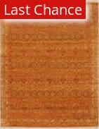 Rugstudio Sample Sale 53450R Pumpkin Area Rug