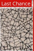 Rugstudio Sample Sale 169780R Birch - Jet Black Area Rug