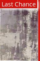 Rugstudio Sample Sale 186065R Gray - Purple Area Rug