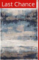 Rugstudio Sample Sale 196443R Blue - Gray Area Rug