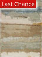 Rugstudio Sample Sale 196449R Tan - Yellow Area Rug