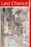 Rugstudio Sample Sale 196450R Gray - Blush Area Rug