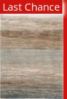 Rugstudio Sample Sale 217706R Tan - Light Gray Area Rug