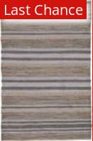 Rugstudio Sample Sale 158269R Charcoal Gray and Steel Gray Area Rug