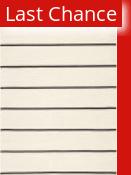 Rugstudio Sample Sale 208209R Ivory - Dark Gray Area Rug