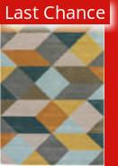 Rugstudio Sample Sale 109587R Storm Gray - Dragonfly Area Rug