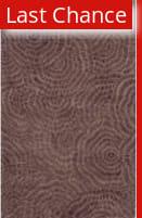 Rugstudio Sample Sale 109835R Pale Aubergine/Tulip Purple Area Rug