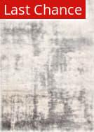 Rugstudio Sample Sale 204794R Ivory - Light Gray Area Rug