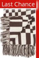 Rugstudio Sample Sale 169895R White Swan - Turkish Coffee