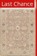 Rugstudio Sample Sale 102728R Simply Taupe - Pussywillow Gray Area Rug