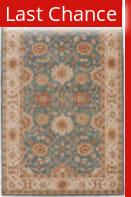 Rugstudio Sample Sale 103210R Seaside Blue Area Rug