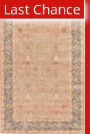 Rugstudio Sample Sale 62039R Tan/Blue Area Rug