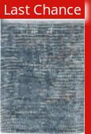 Rugstudio Sample Sale 169966R Aegean Blue - Agate Gray Area Rug