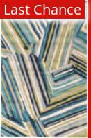 Rugstudio Sample Sale 132084R Brittany Blue - Moroccan Blue Area Rug