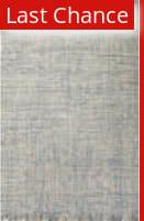 Rugstudio Sample Sale 109969R Silt Green and Adriatic Blue Area Rug