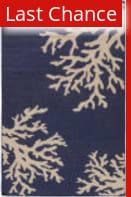 Rugstudio Sample Sale 146958R Insignia Blue Area Rug