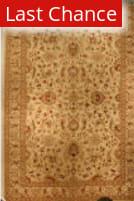 J. Aziz Antiqued Jaipur Whi- 86845 12''x17'11'' Runner Rug