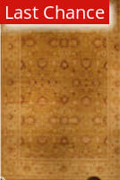 J. Aziz Haj Jalili V-1662 LIME Area Rug