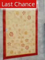 J. Aziz Peshawar Beige- 86881 11' 11'' x 17' 9'' Rug