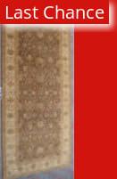 J. Aziz Peshawar Brown-Beige 86967 7' 5'' x 15' 9'' Rug