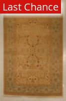 J. Aziz Shah Abbas Antiqued Iv-Lbl 86788 8'2'' X 10' Rug