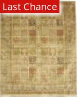 J. Aziz Haj Jalili V-1687 Sand / Walnut Area Rug