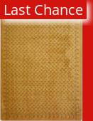 Rugstudio Sample Sale 144150R Gold Area Rug