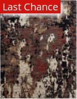 Rugstudio Sample Sale 204966R Ebony Multi Area Rug