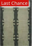 Rugstudio Sample Sale 146198R Slate - Green Area Rug