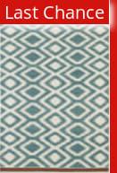 Rugstudio Sample Sale 100305R Turquoise Area Rug