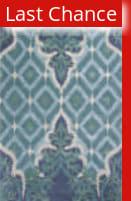 Rugstudio Sample Sale 141710R Blue Area Rug