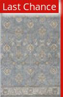 Rugstudio Sample Sale 141810R Slate Blue Area Rug