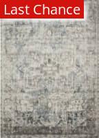 Rugstudio Sample Sale 192339R Blue - Slate Area Rug