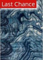 Rugstudio Sample Sale 153792R Indigo - Blue Area Rug