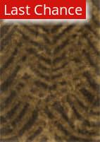Rugstudio Sample Sale 102511R Brown / Bronze Area Rug