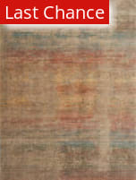 Rugstudio Sample Sale 167376R Smoke - Prism Area Rug