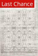 Rugstudio Sample Sale 210030R Ivory - Grey Area Rug