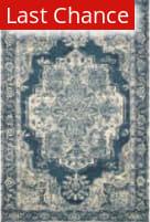 Rugstudio Sample Sale 206610R Dark Blue Area Rug