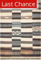 Rugstudio Sample Sale 206614R Ivory - Multi Area Rug