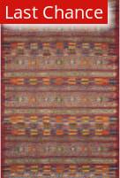 Rugstudio Sample Sale 206619R Red - Multi Area Rug