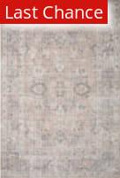 Rugstudio Sample Sale 204590R Blush - Grey Area Rug
